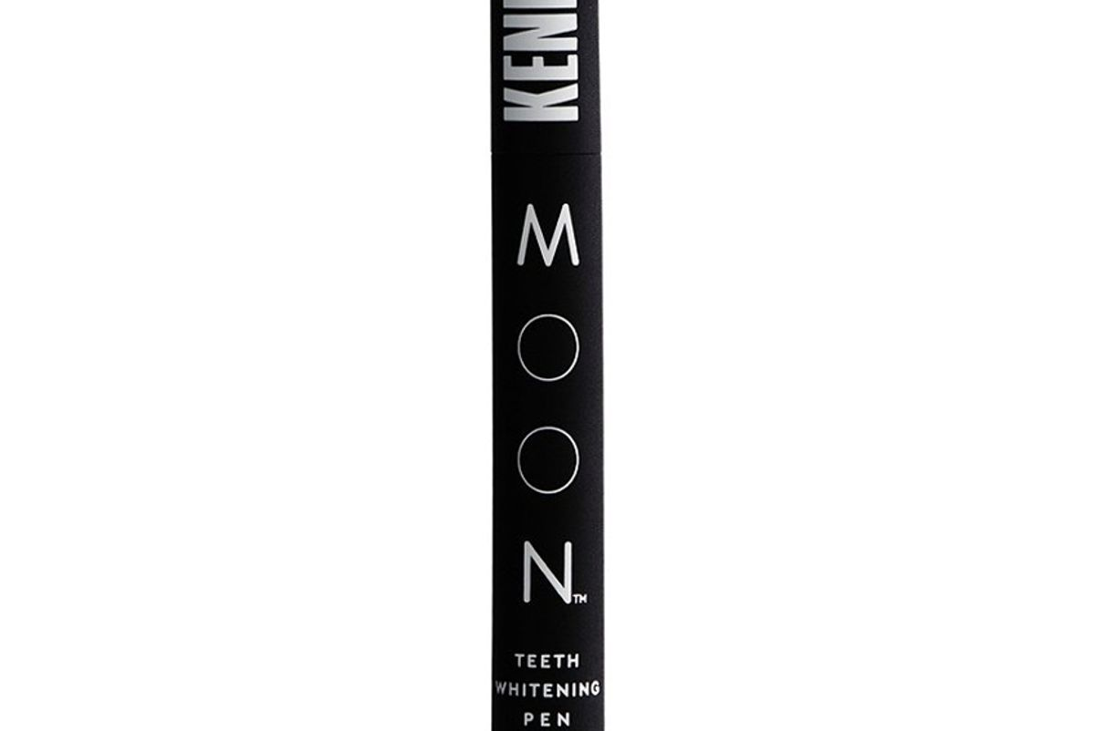 moon kendall jenner teeth whitening pen vanilla mint flavor