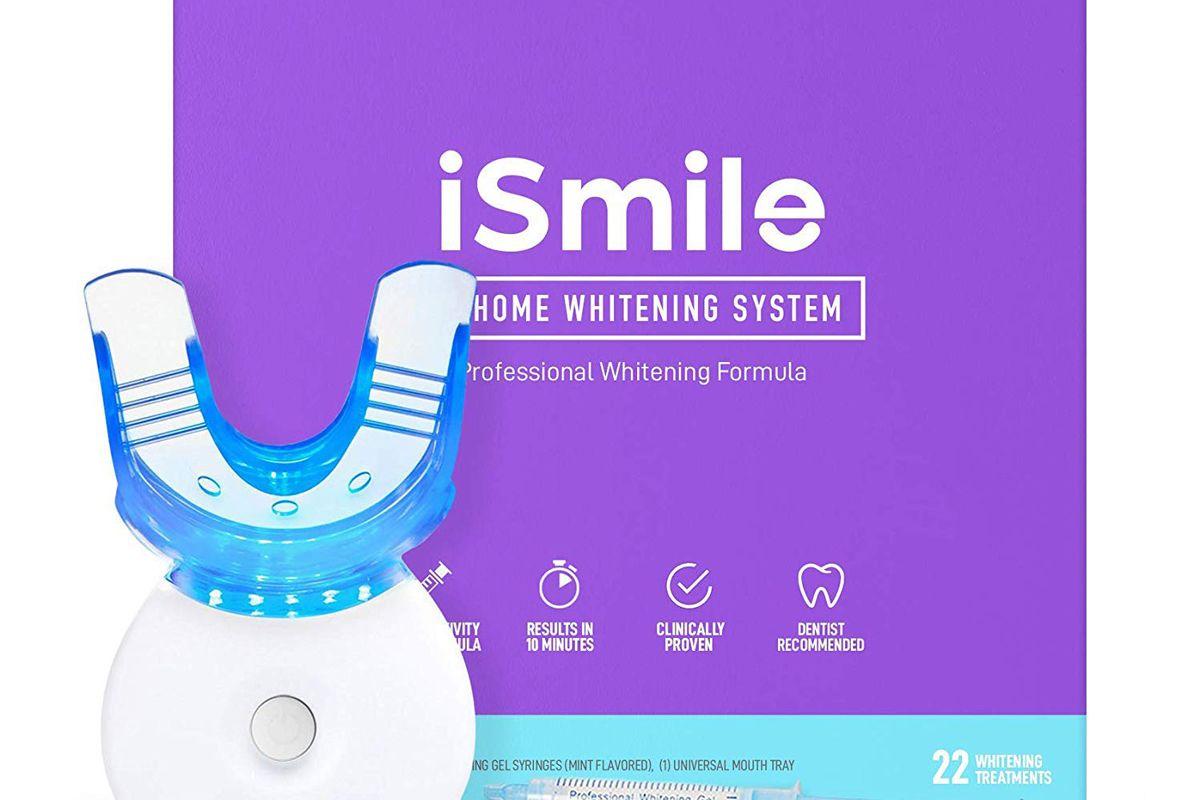 ismile teeth whitening kit