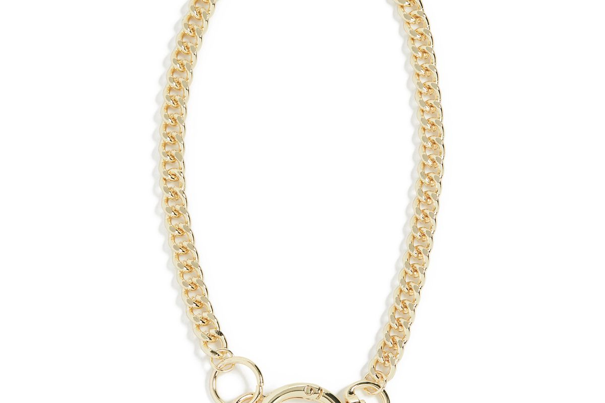 jules smith keychain necklace