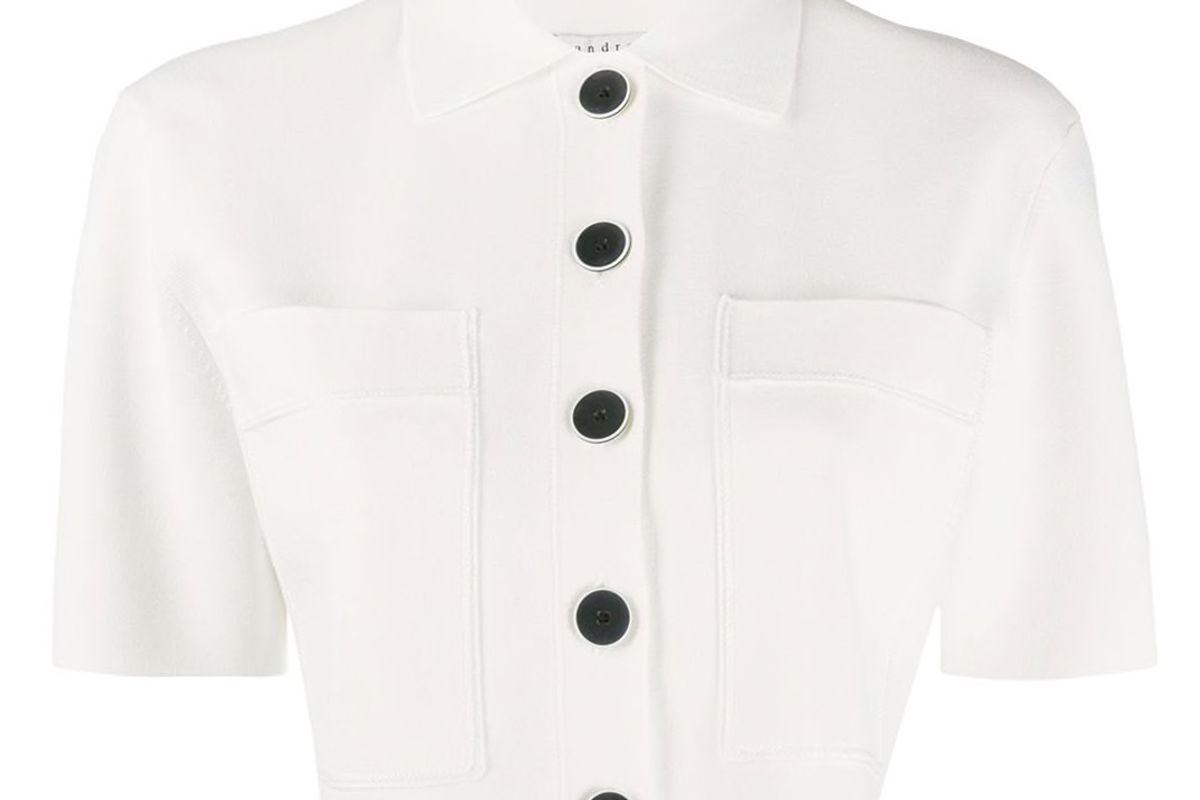 sandro paris lann shirt