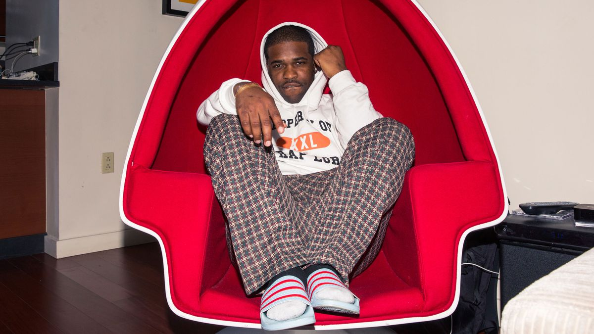 A$AP Ferg Makes Us Want to Channel Our Inner '70s New Yorker
