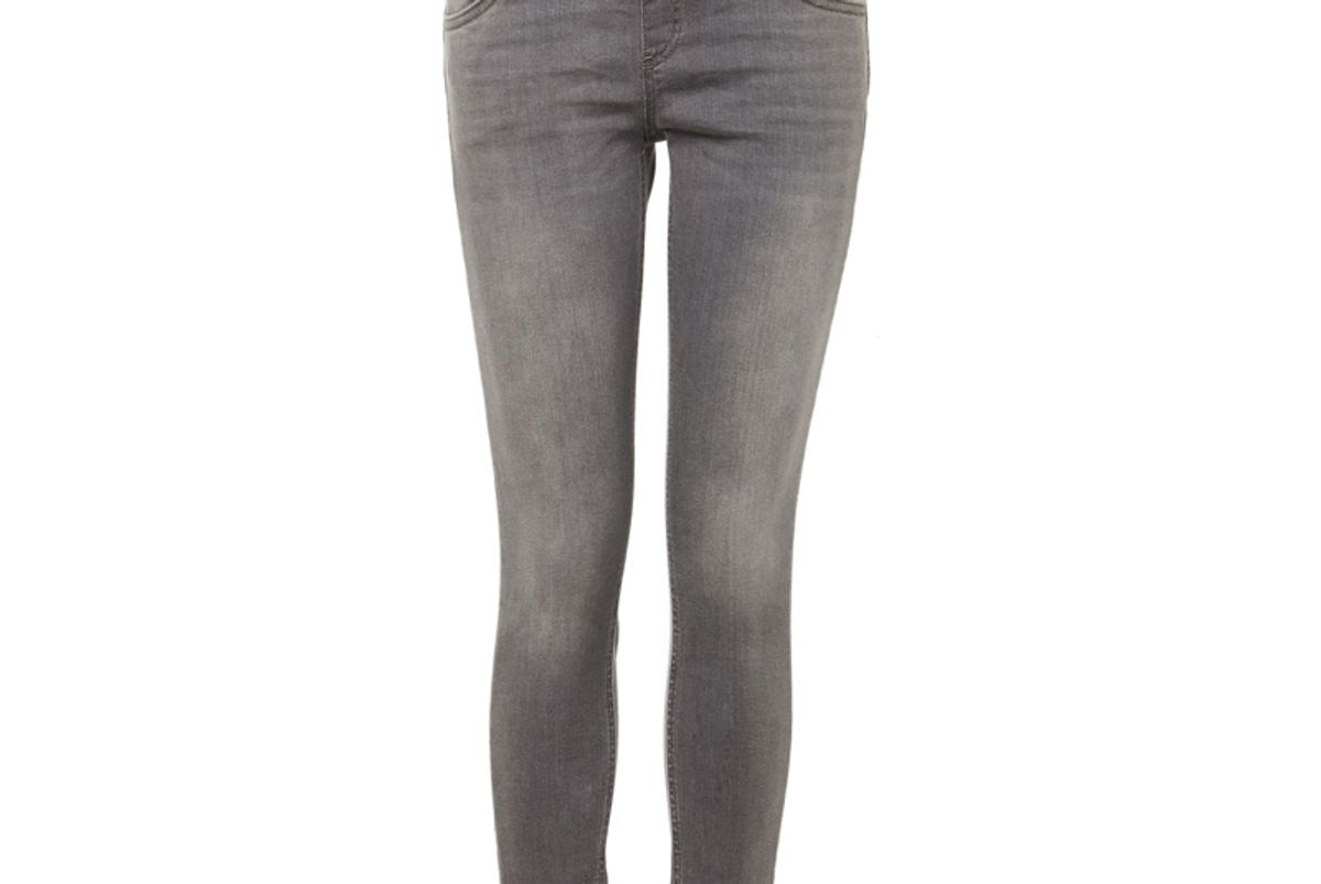 Maternity Grey Jamie Jeans