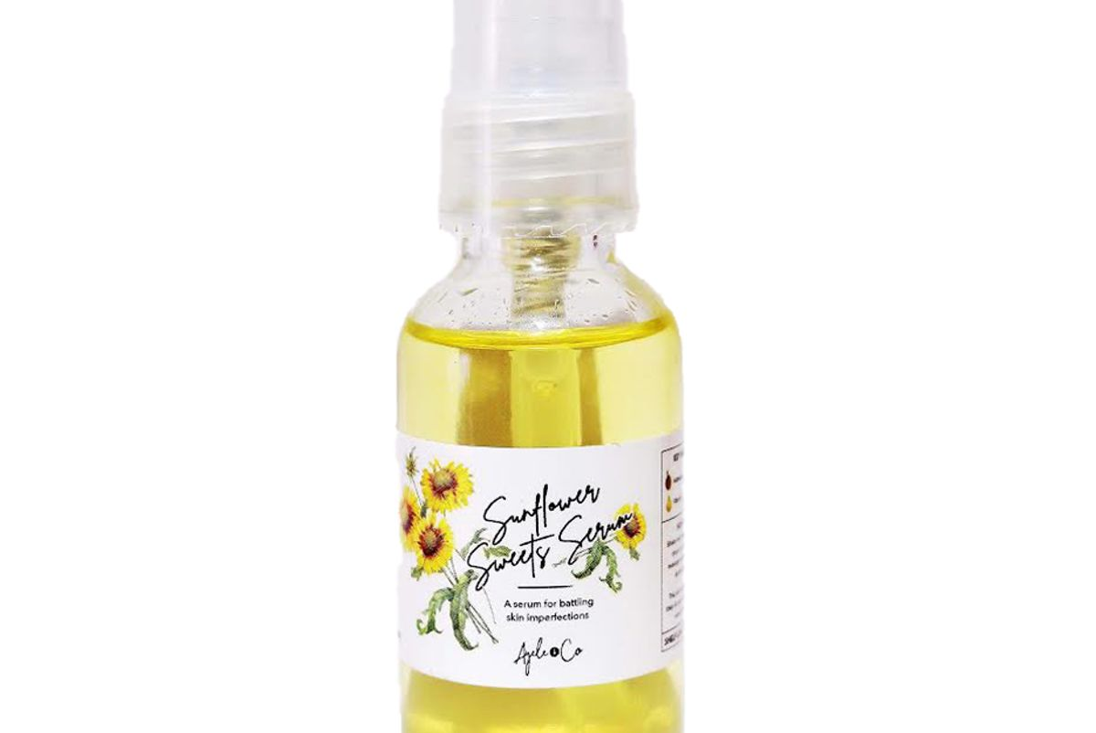 ayele and co sunflower sweets serum