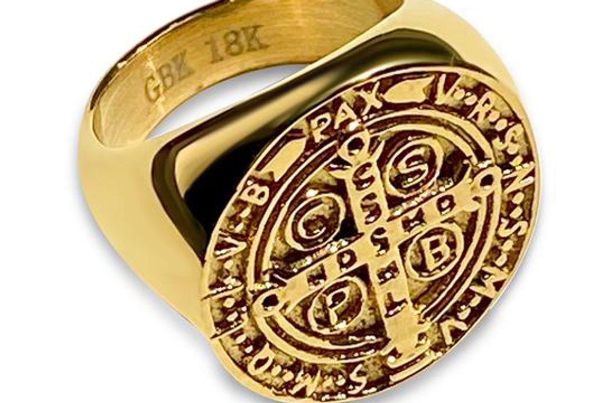 gypsy bk adamo ring