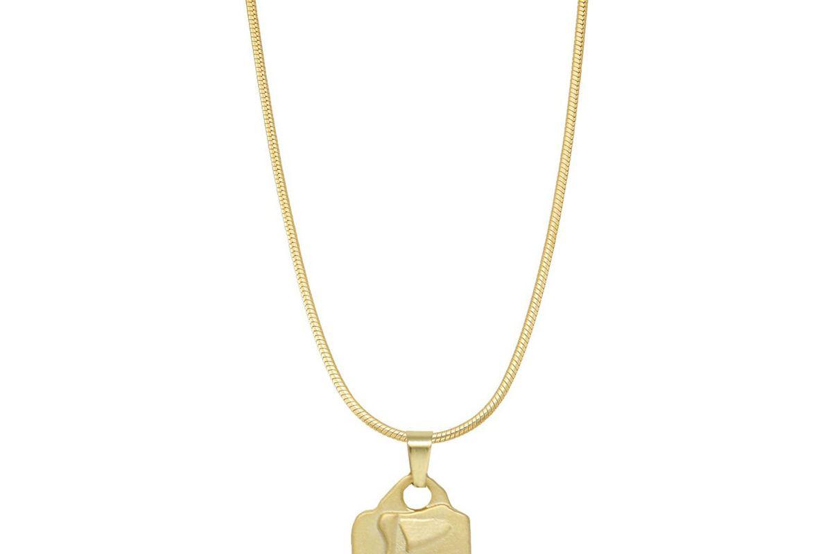 epifene gudinna pendant necklace