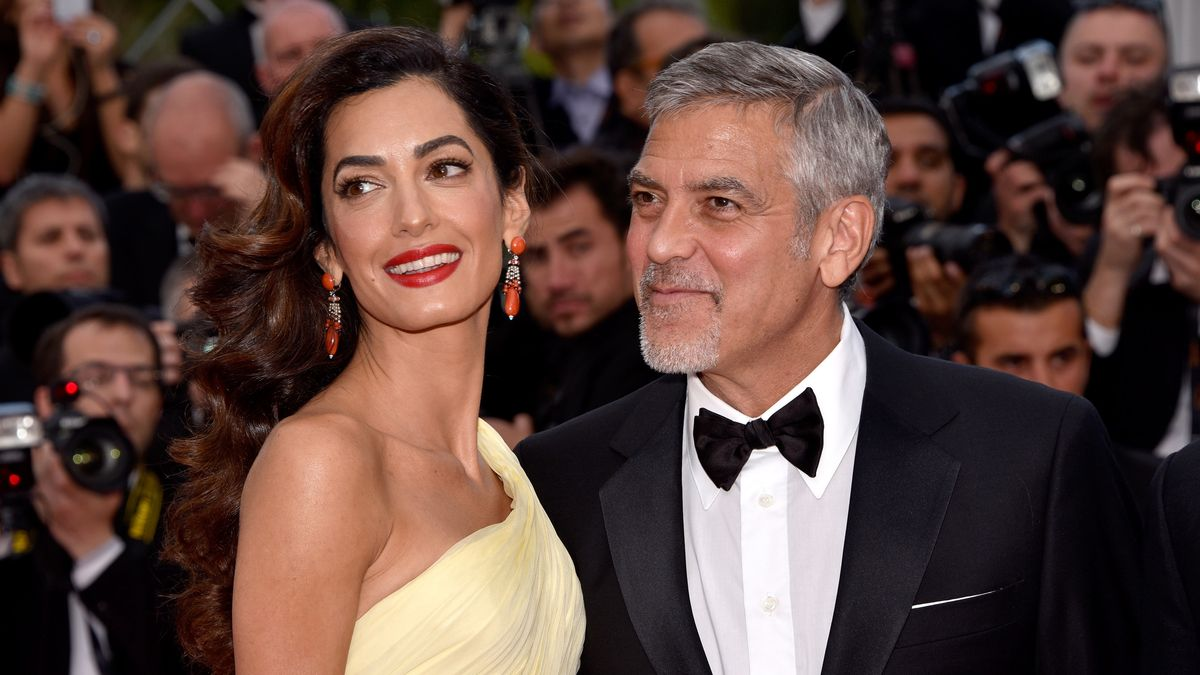 George and Amal Clooney's Twins Are Finally Here