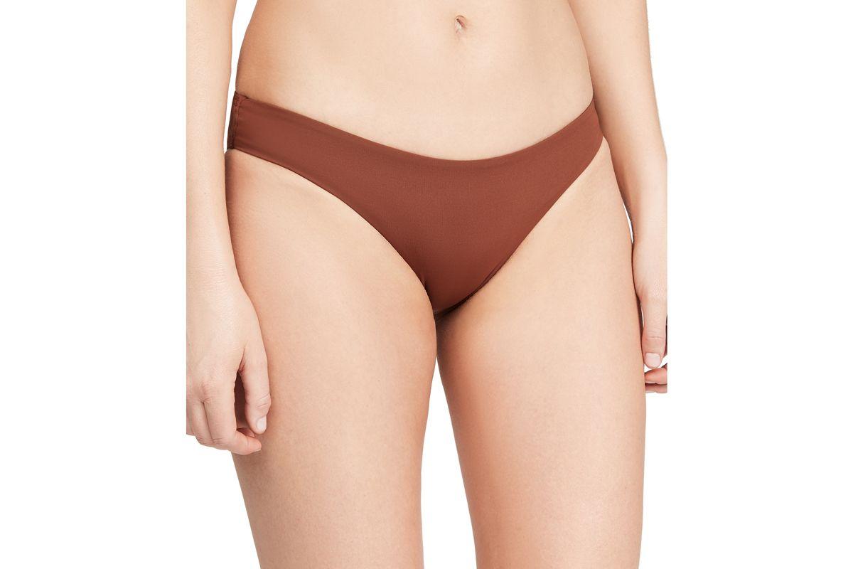 lspace sandy bikini bottoms