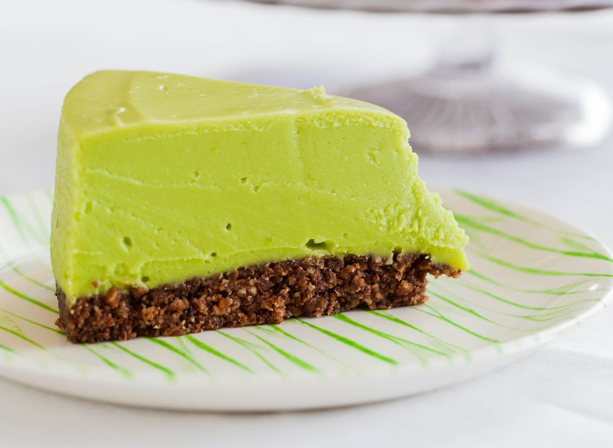 You Need to Try this Avocado Cheesecake Recipe