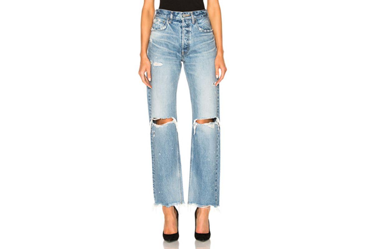Odessa Wide Straight Leg Jeans