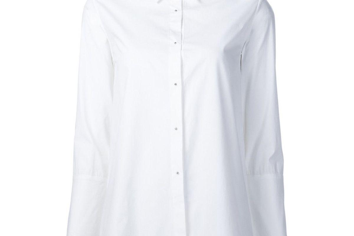 misha nonoo husband shirt linen