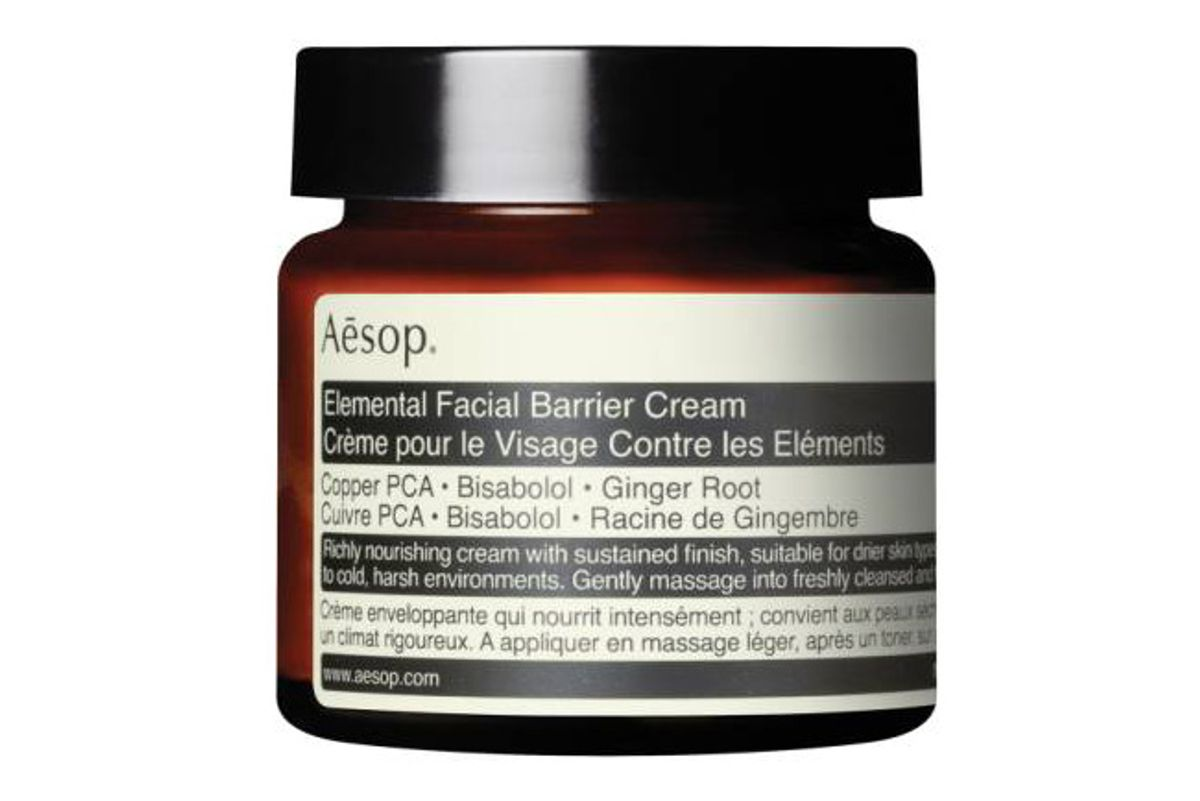 Elemental Facial Barrier Cream