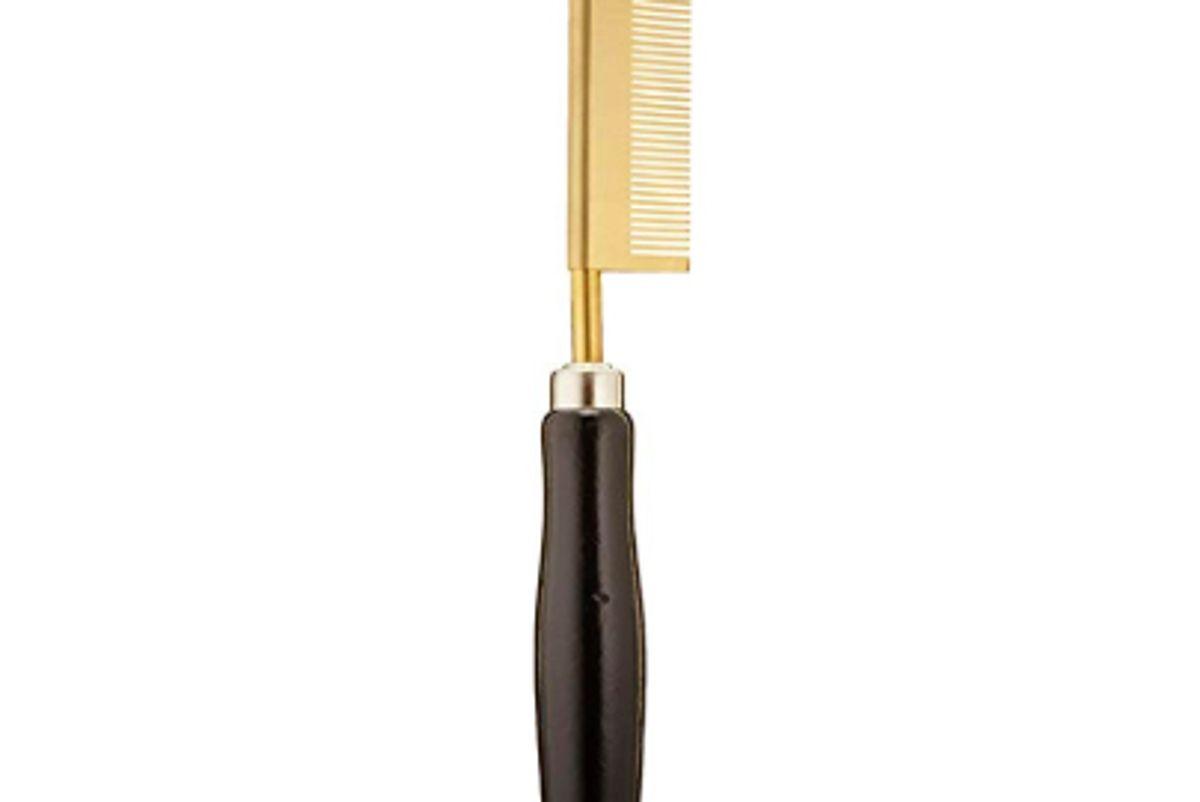 gold n hot professional pressing comb stove