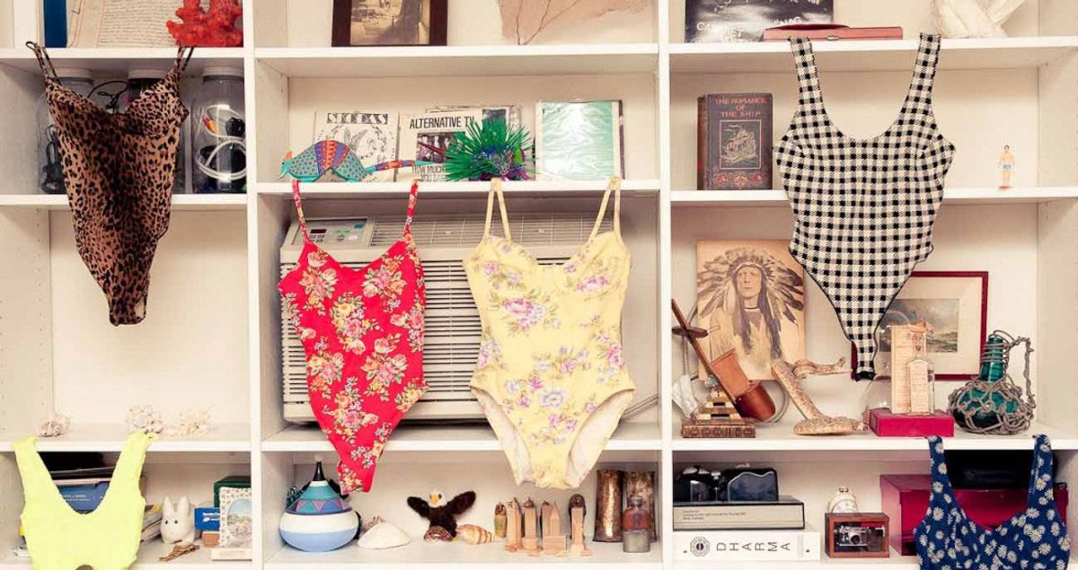 The Swimsuits We'll Be Living In This Summer