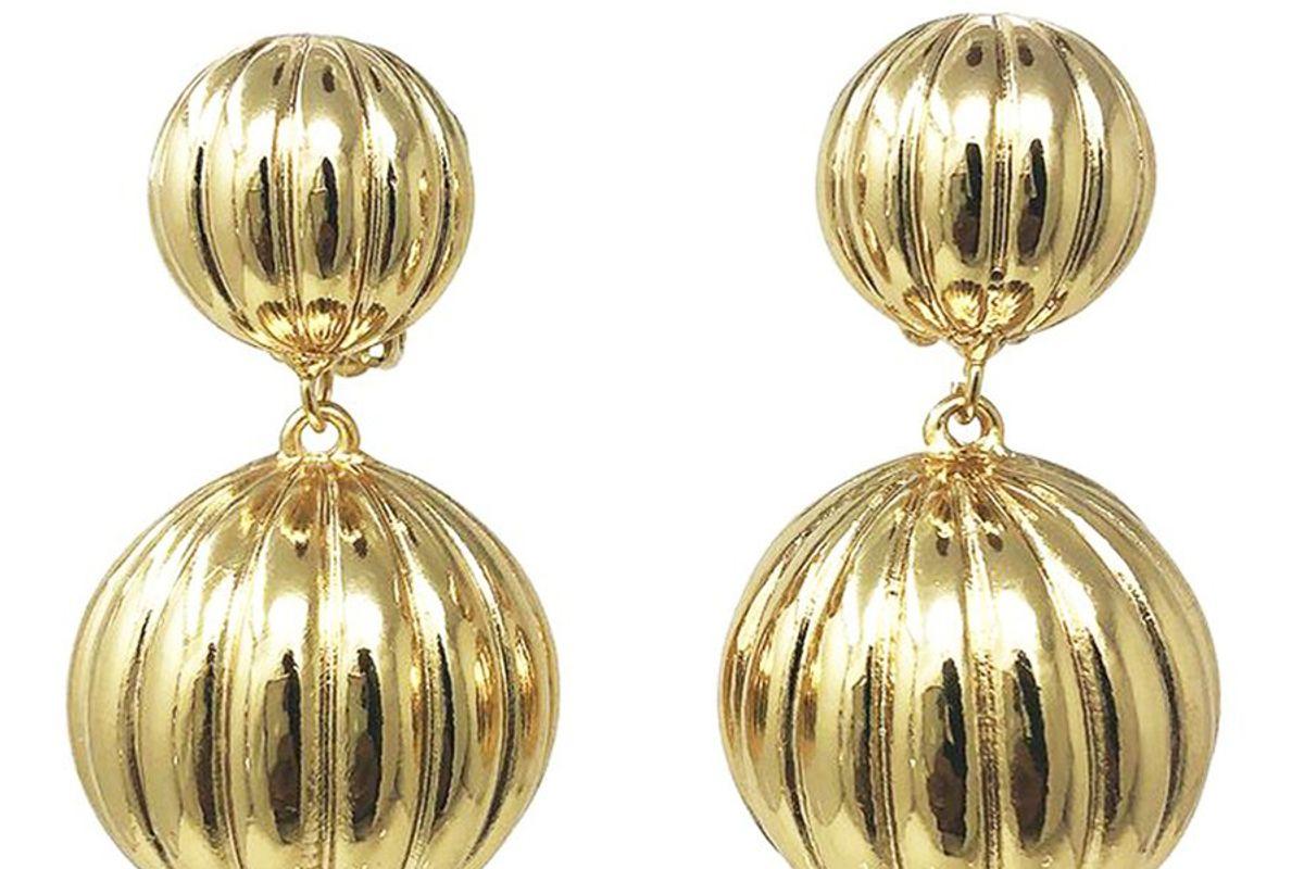 rebecca de ravenel charming earrings