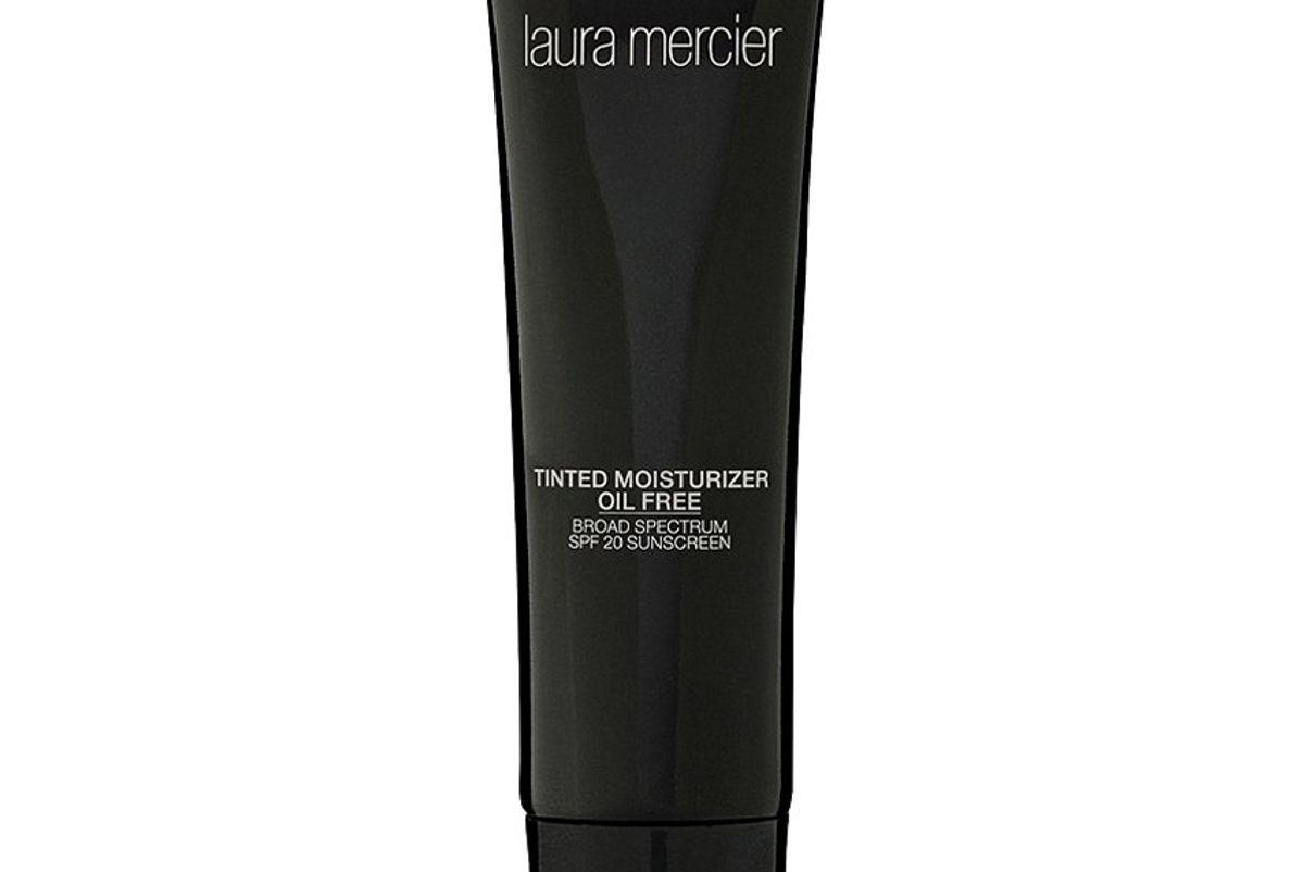 laura mercier tinted moisturizer borad spectrum spf 20 oil free