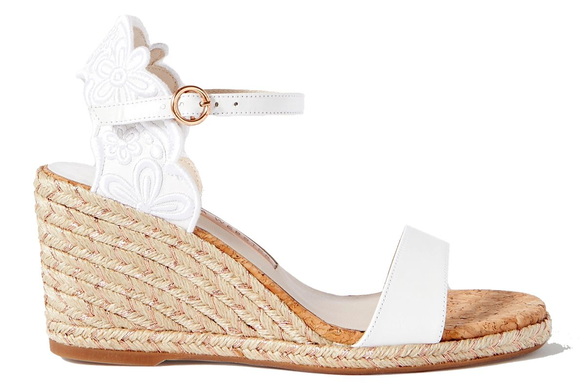 sophia webster cassia embroidered leather wedge espadrilles