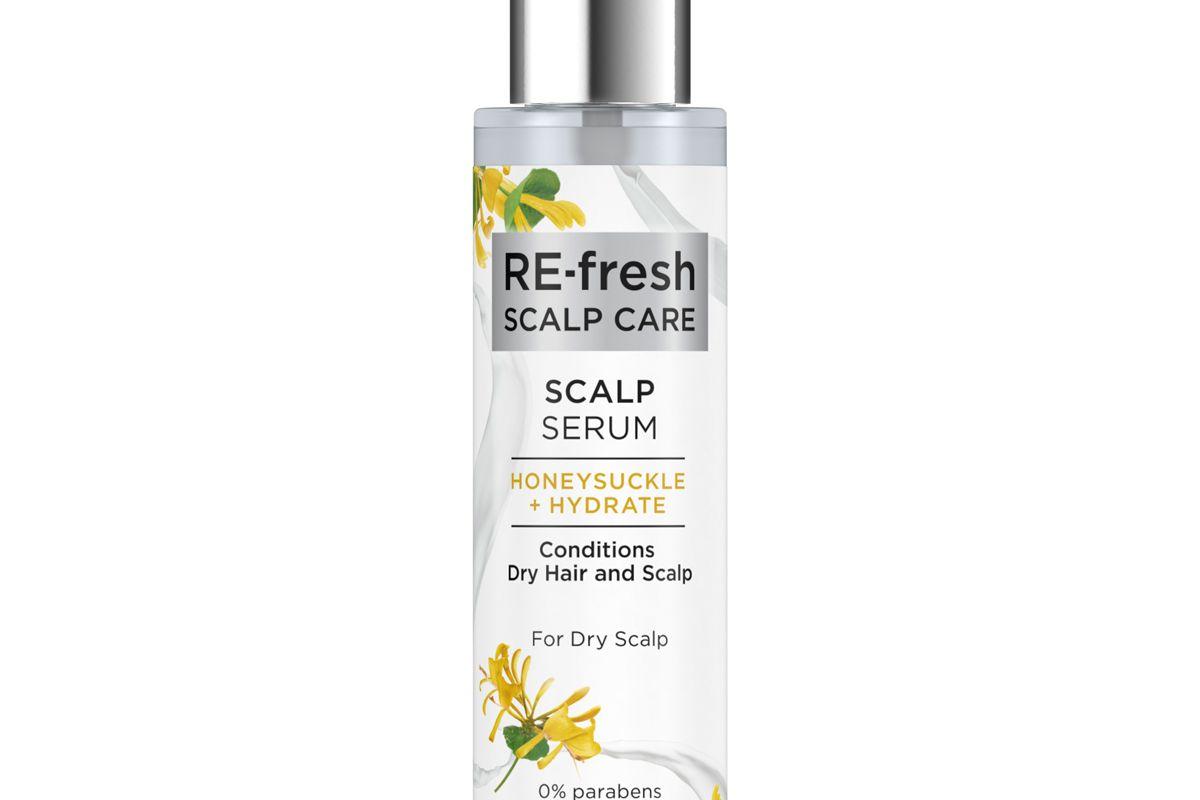 re-fresh scalp care scalp serum