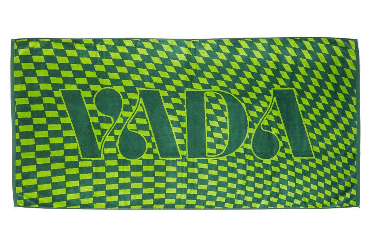 vada logo towel