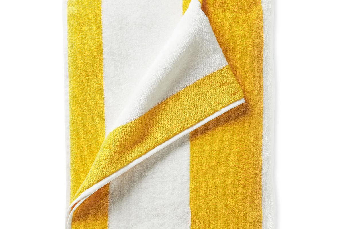serena and lily mallorca beach towel