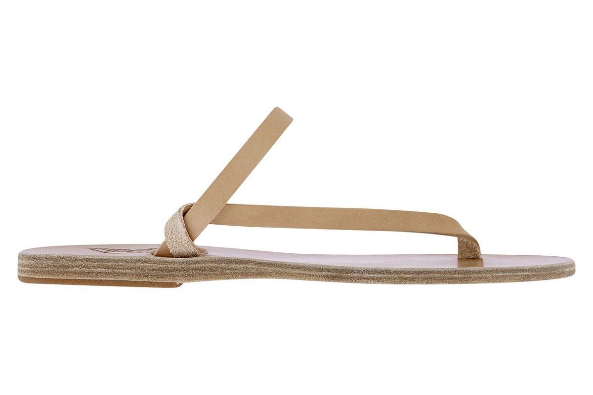 ancient greek sandals mirsini