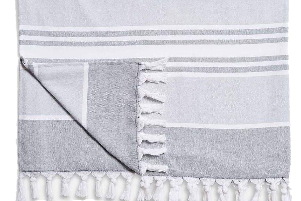 brooklinen hammam beach blanket