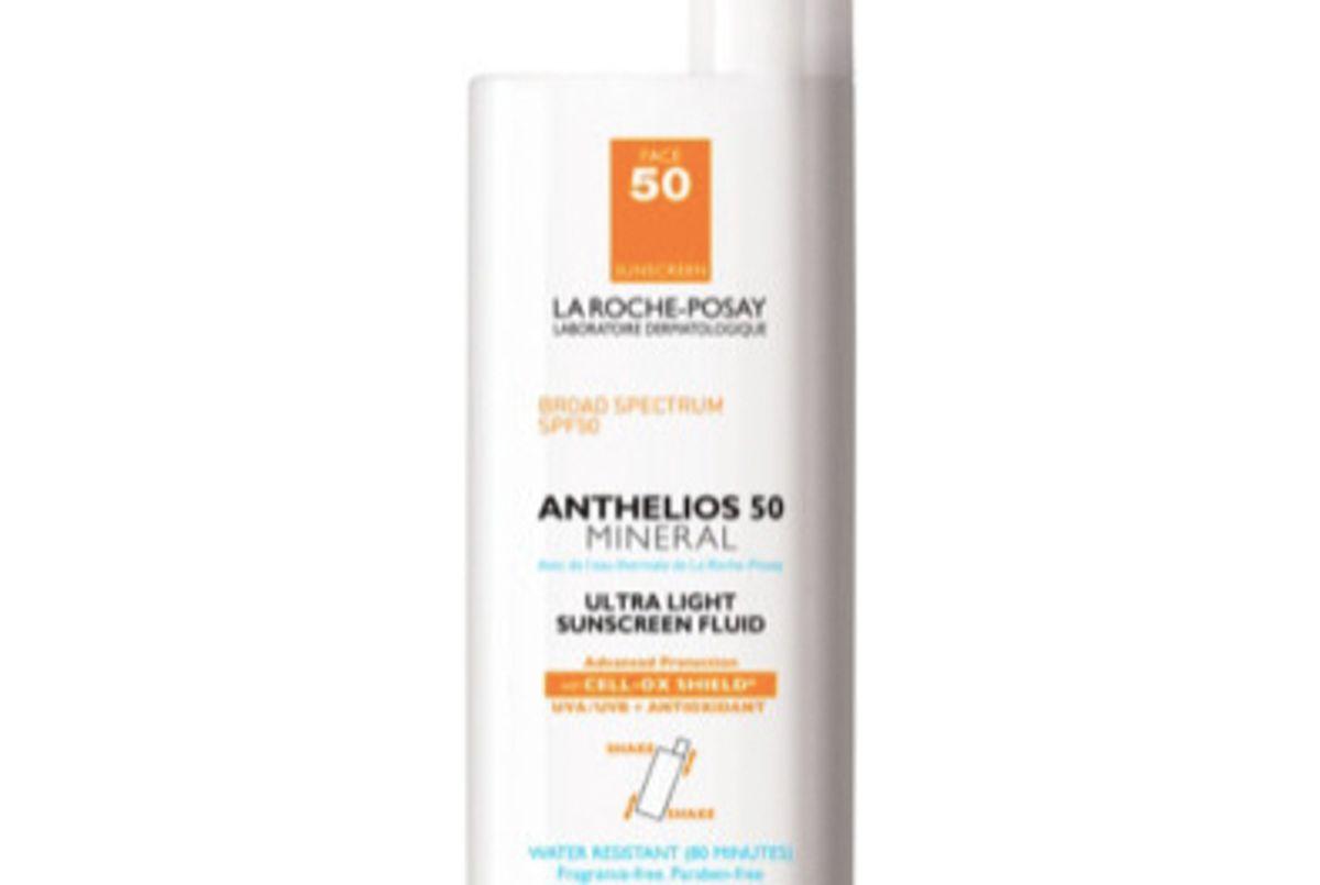 la roche-posay anthelios 50 mineral ultra light sunscreen fluid spf 50