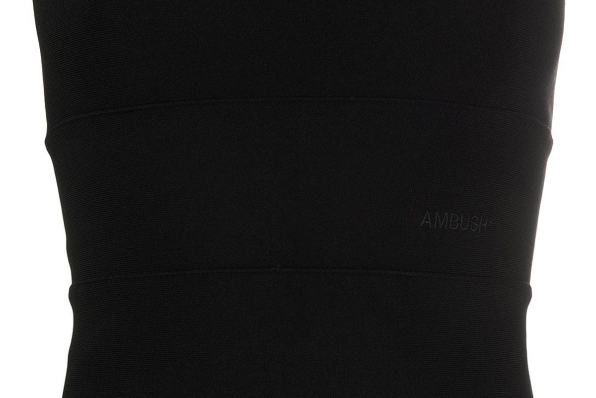 ambush strapless bandeau top