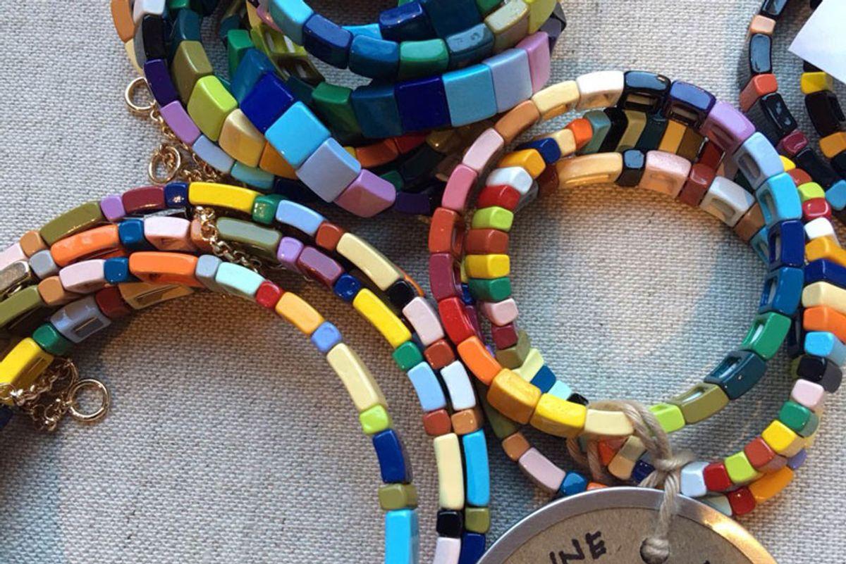 Rainbow Spectrum Bracelets