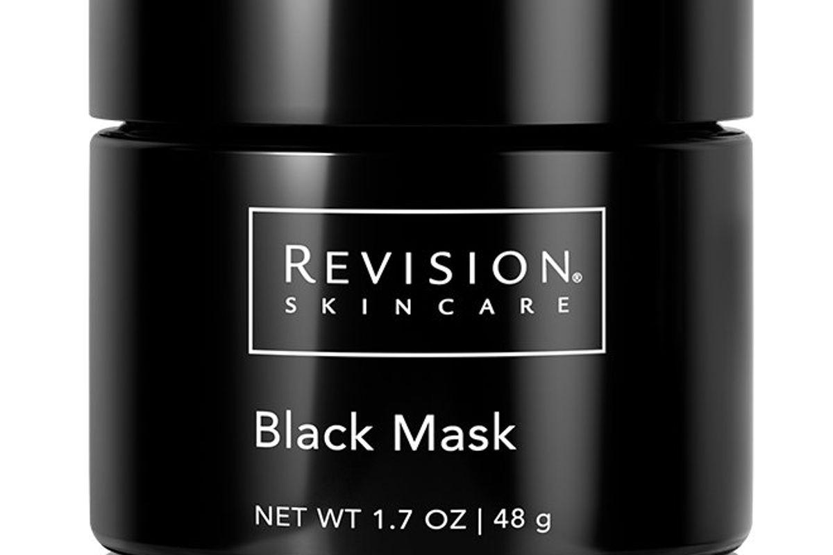 revision skincare black mask
