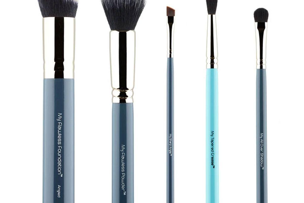 mykitco my essential brush set