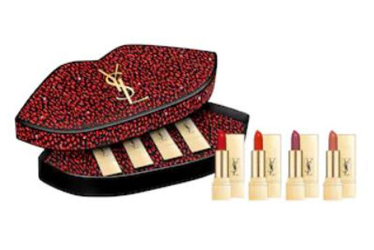 yves saint laurent mini rouge pur couture lipstick set