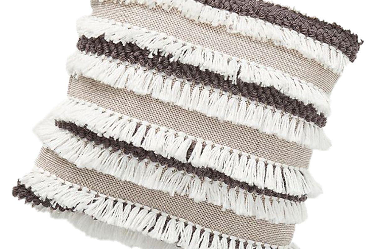 anthropologie greta indoor outdoor pillow