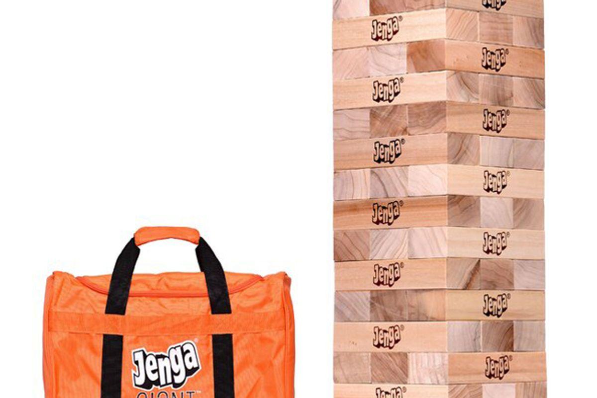 jenga giant js7 hardwood game