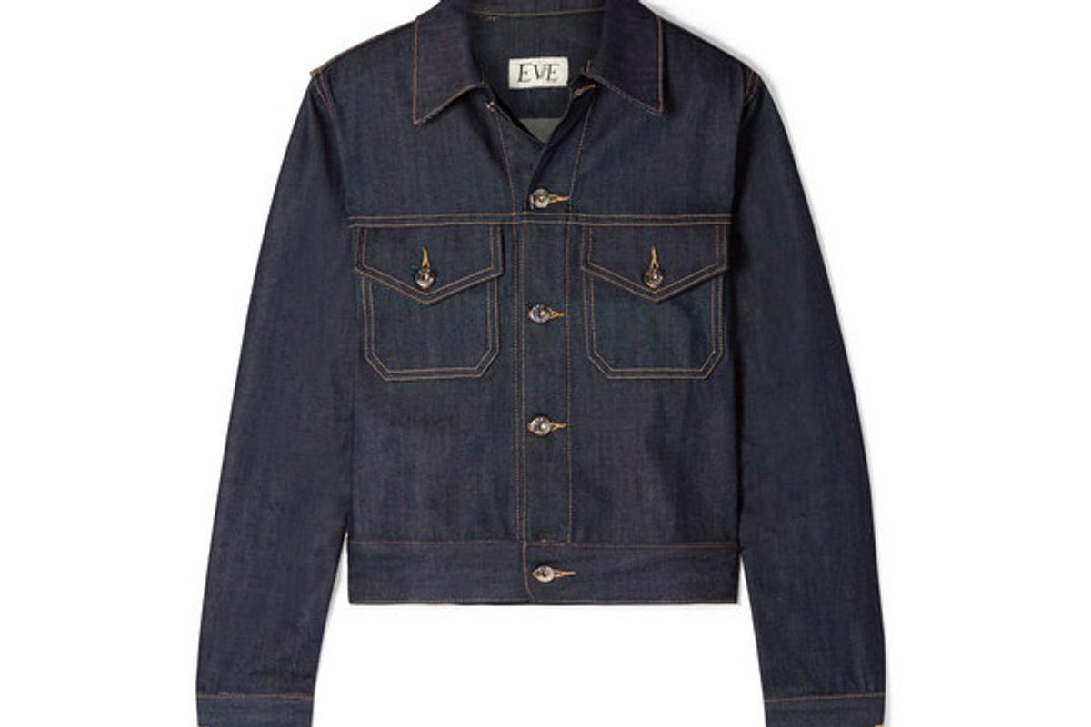 eve denim kaila denim jacket