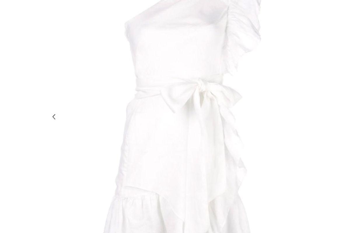 isabel marant etoile teller chic dress
