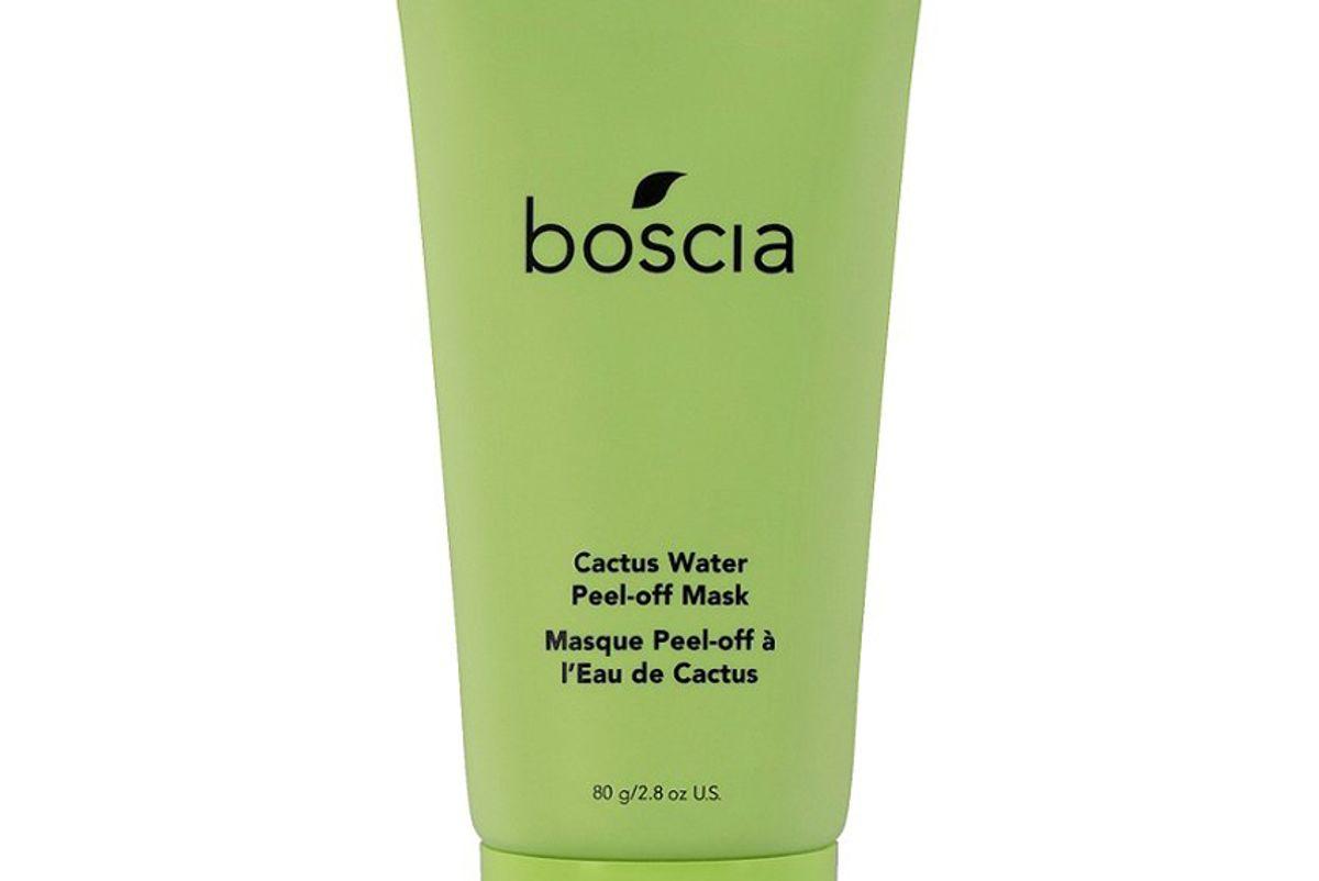 boscia cactus water peel off mask