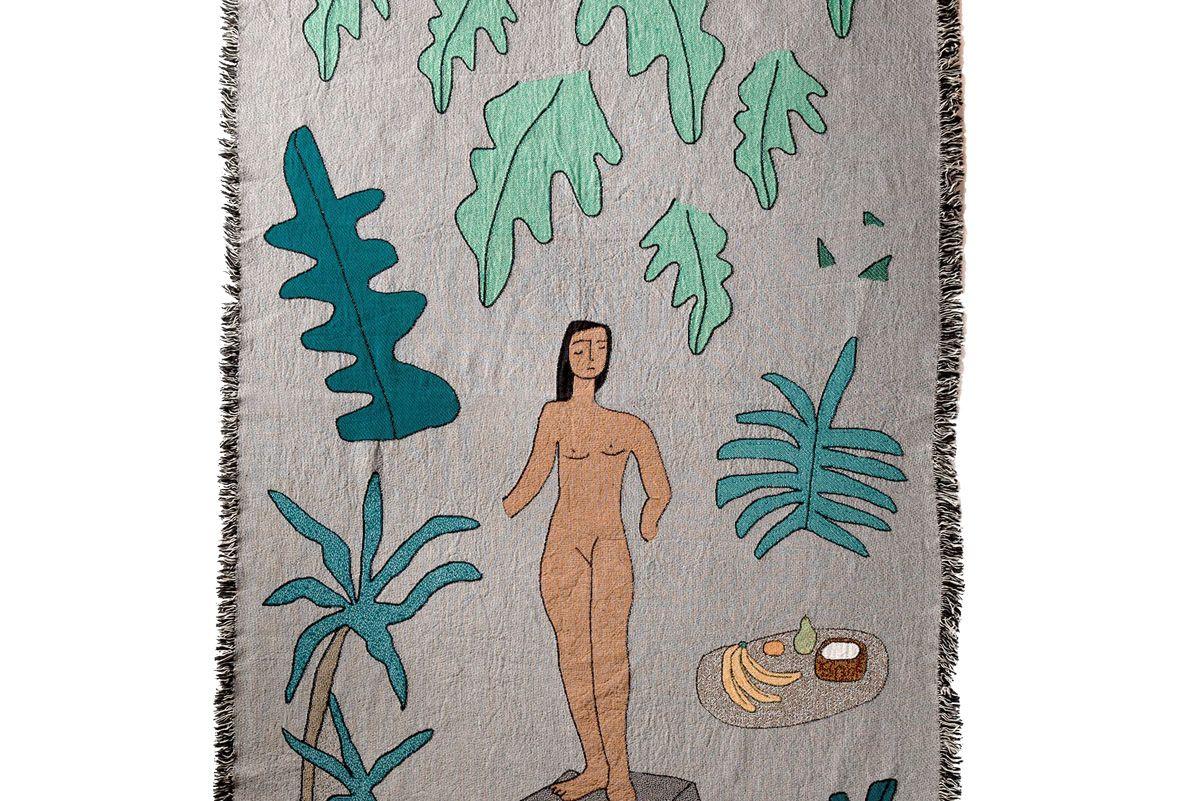 Sunroom Blanket