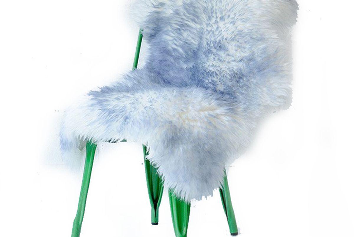 Hydrangea Sheepskin