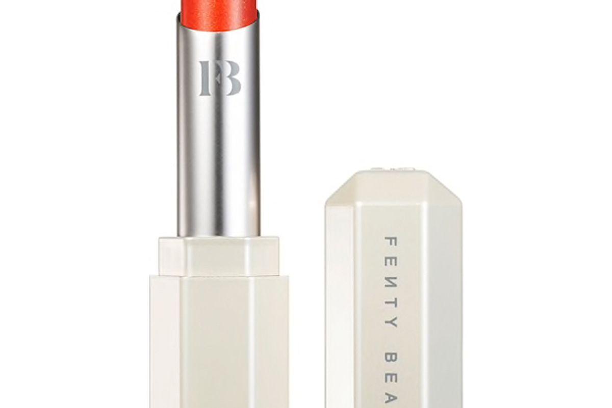 fenty beauty by rihanna slip shine sheer shiny lipstick