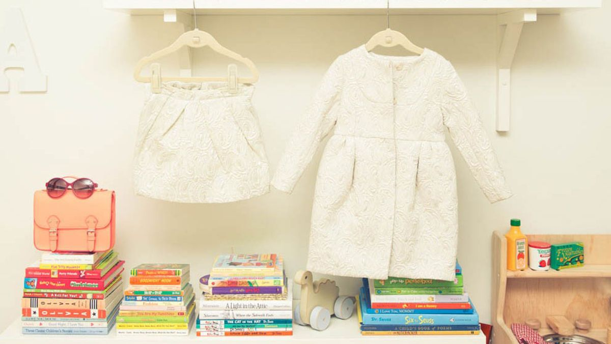 The Most Stylish Eco-Friendly Maternity And Kid's Brands