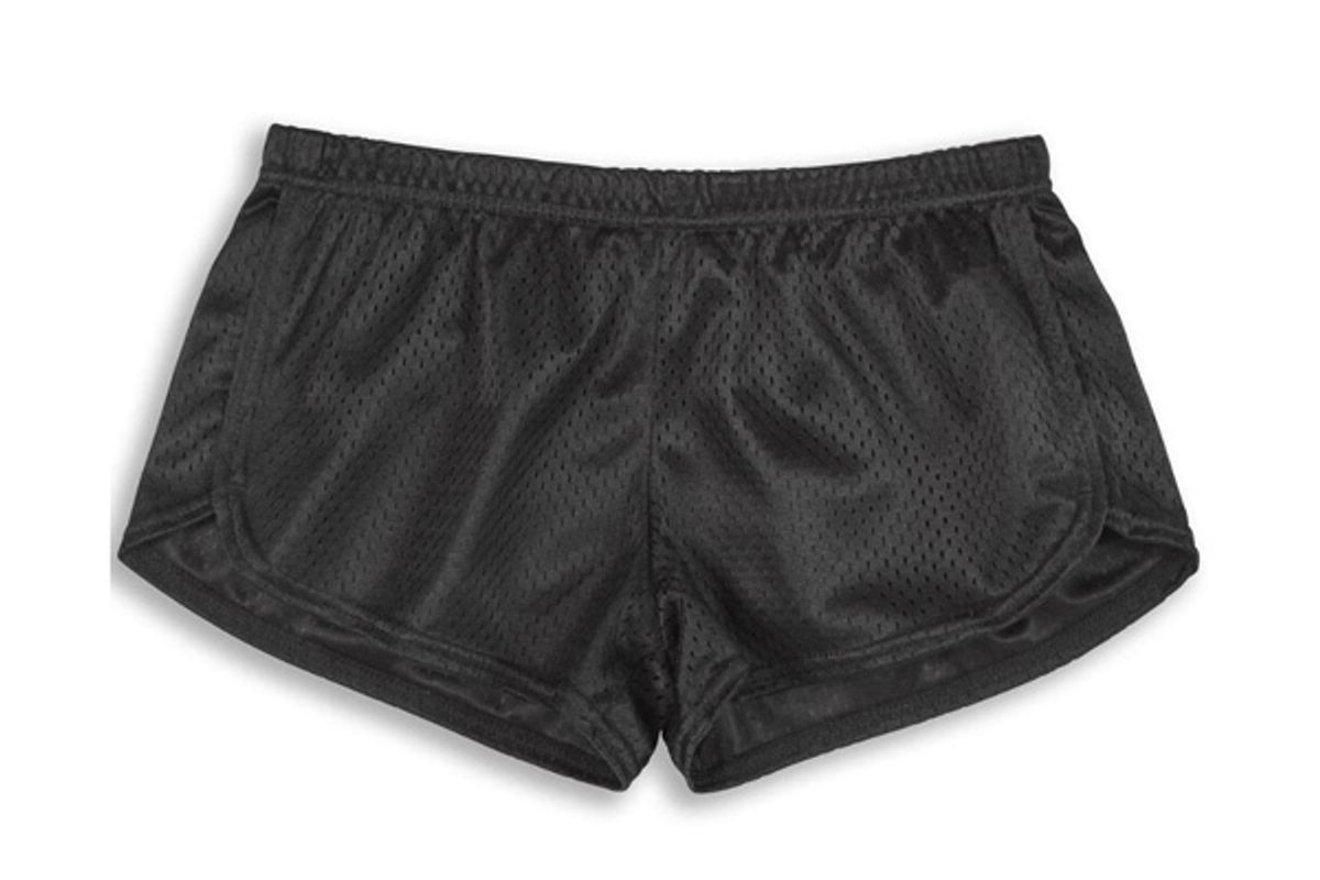 Teeny Tiny Womens Mesh Short