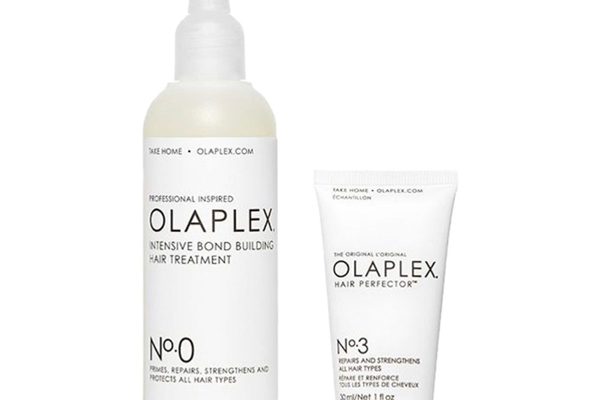 olapx no 0 intensive bond building hair treatment kit