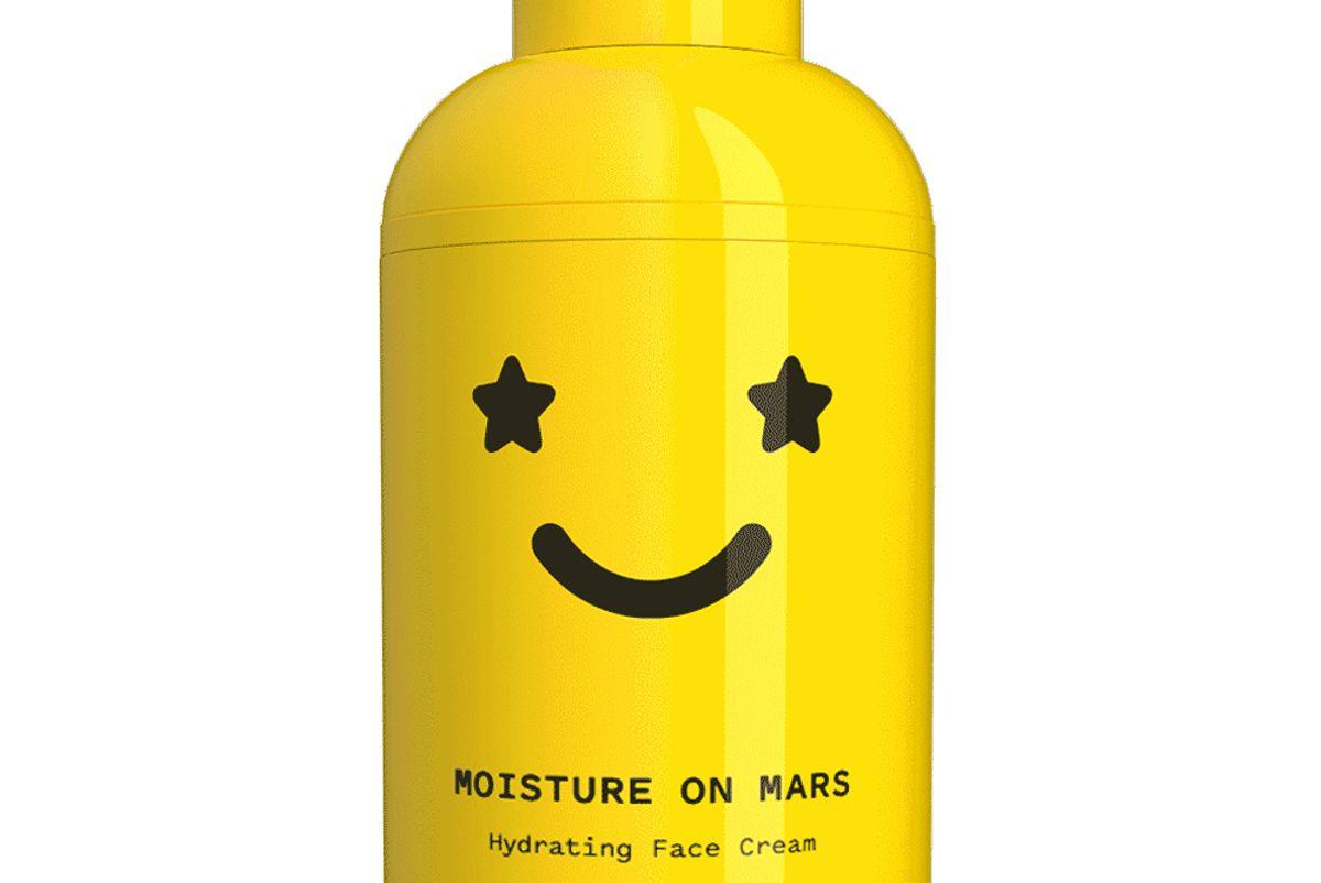 starface moisture on mars hydrating face cream