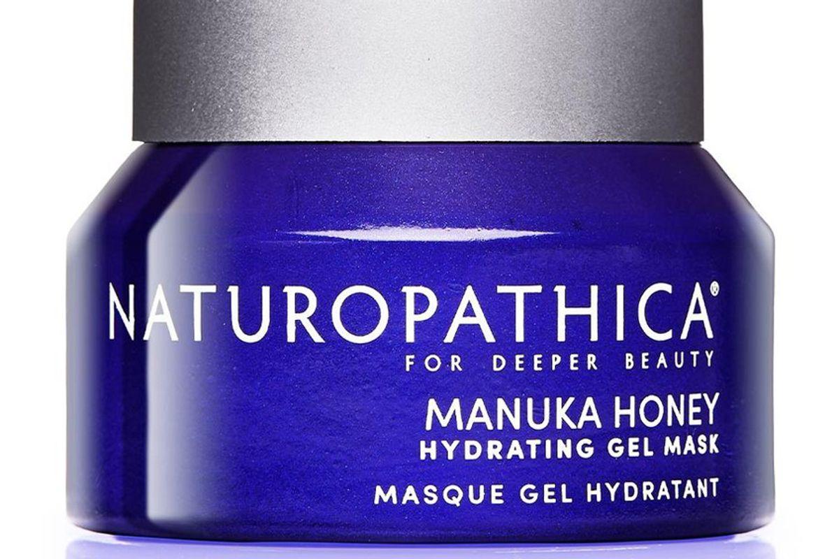 naturopathica manuka honey hydrating gel mask