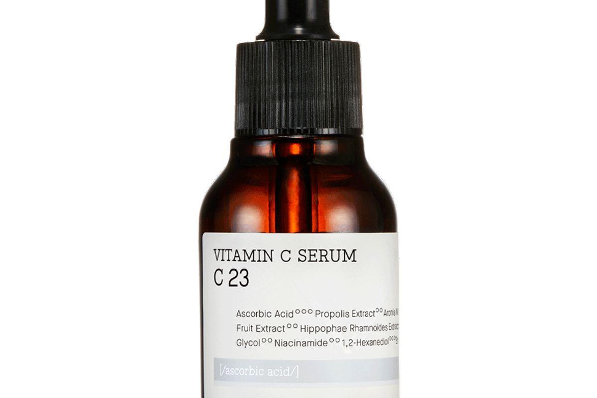 cosrx real fit vitamin c serum c 23