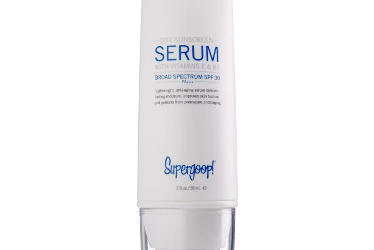 supergoop city sunscreen serum spf 30