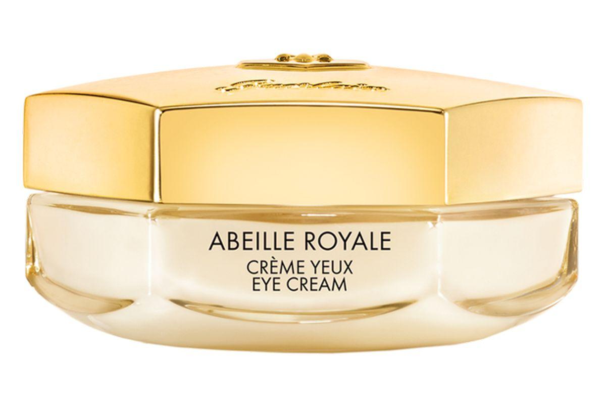 guerlain abeille royale multi wrinkle minimizer eye cream