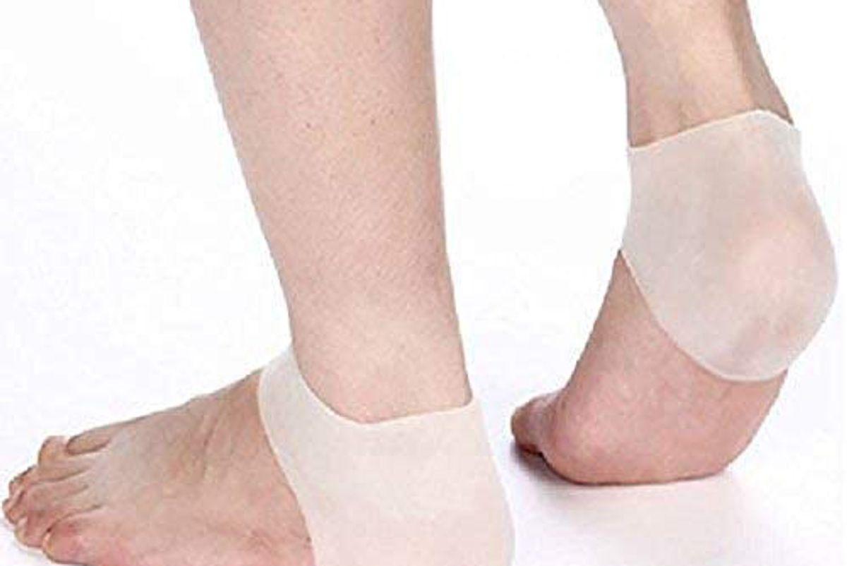 alayna silicone gel heel protector