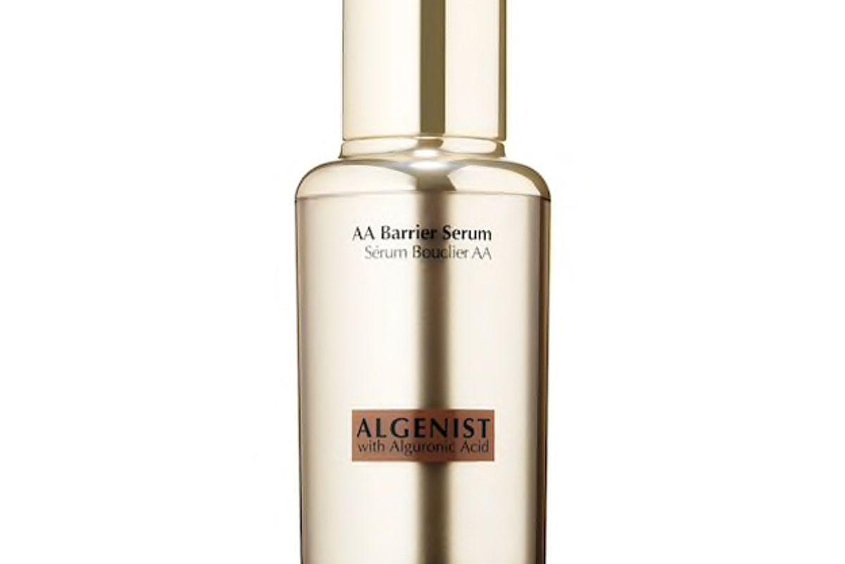 algenist aa alguronic acid barrier serum