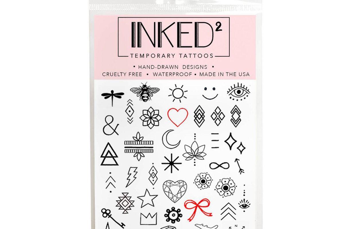 inked by dani tattoo tiny tats pack